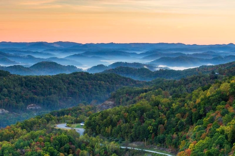 Best Hiking Locations on the Appalachians