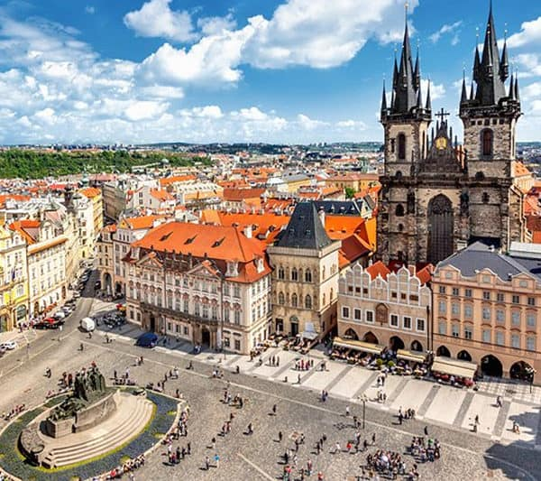 Where is Prague and Why Is It Such a Popular Destination?