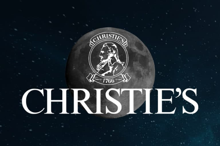 Christie's Puts a Chunk of the Moon Up For Sale