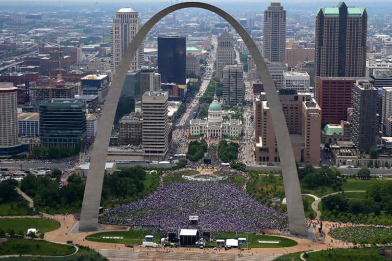How You Should Spend Your Time in St. Louis