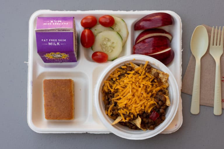 Top 5 Best School Lunches in the US