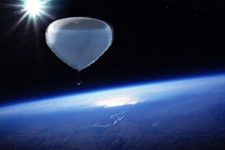 Space Startup Wants Humans To Travel the Atmosphere from a Hydrogen Balloon