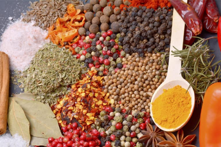 Base Spices for Different Ethnic Foods
