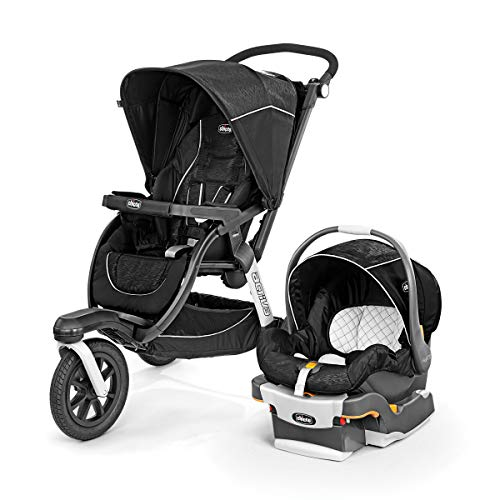 Chicco Activ3 Jogging Travel System – Crux
